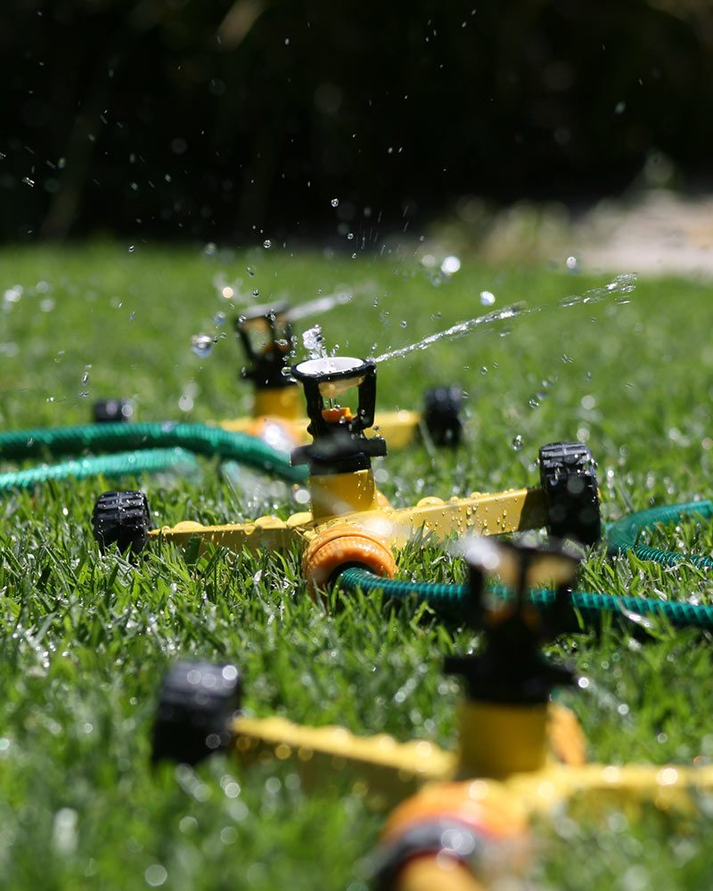 Lo-Flo Sprinkler
